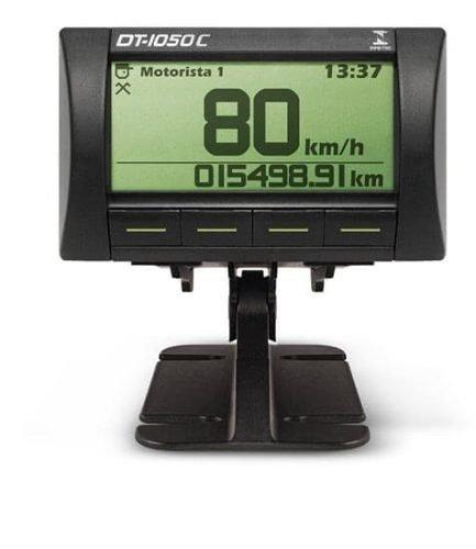 DT -1050C: Computador de Bordo com Função Cronotacógrafo Digital